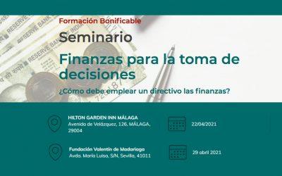 Finanzas para la toma de decisiones. Claves y recursos